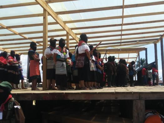 Zapatista Women1